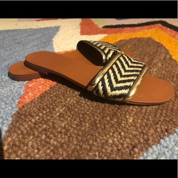 Zara Tribal Sandals